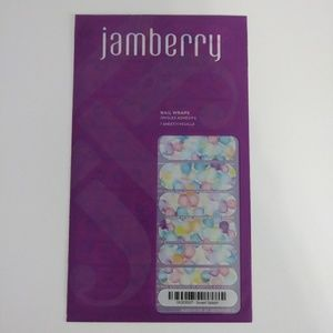 Jamberry SX201507 - Sweet Splash Nail Wraps